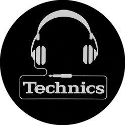 Technics Slipmat Headphone