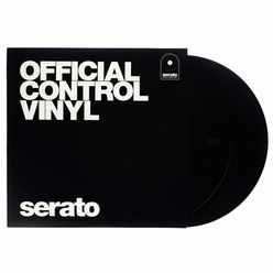 Serato Performance-Serie Vinyl Black