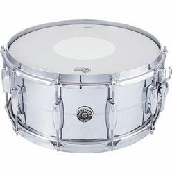 "Gretsch Drums 14""x6,5"" Brooklyn Chrome/Brass"
