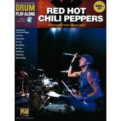 Hal Leonard Drum Play-Along Red Hot Chili
