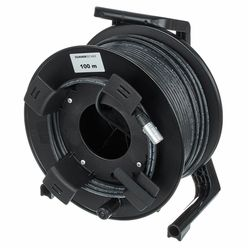 Sommer Cable CAT7 PUR Black 100m