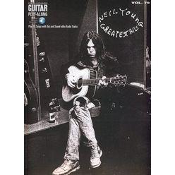 Hal Leonard Guitar Play-Along Neil Young