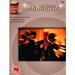 Hal Leonard Big Band Standards Drums