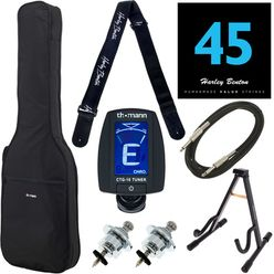Harley Benton Accessory Bass Guitar Pack