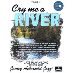 Jamey Aebersold Cry Me A River