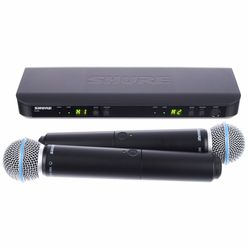 Shure BLX288/Beta58 Combo S8