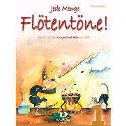 Holzschuh Verlag Jede Menge Flötentöne 1