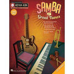 Hal Leonard Jazz Play-Along Samba