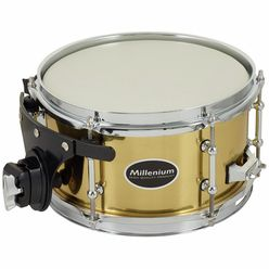 "Millenium 10""x5,5"" Brass Side Snare"