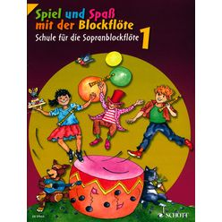 Schott Spiel Spaß Schule Sopran 1