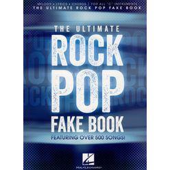 Hal Leonard Ultimate Rock Pop Fake Book