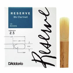 DAddario Woodwinds Reserve Clarinet 2.5