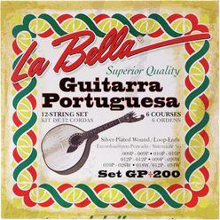 La Bella GP200 Guitarra Portuguesa