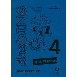 Edition Dux Das Ding 4 mit Noten