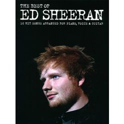 Wise Publications The Best Of Ed Sheeran