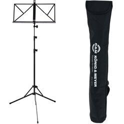 K&M 100/5 XL Music Stand Set