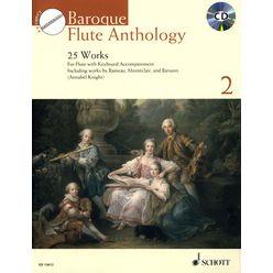 Schott Baroque Flute Anthology 2
