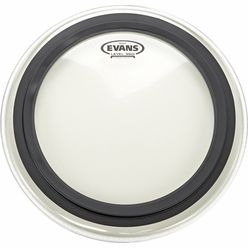 """Evans 16"""" EMAD Clear Bass Drum"""