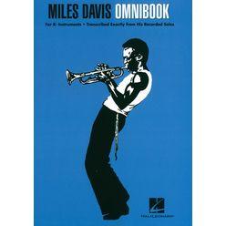 Hal Leonard Miles Davis Omnibook Bb