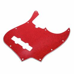 dAndrea J-Style Pickguard Red Sparkle