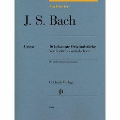 Henle Verlag Am Klavier Bach