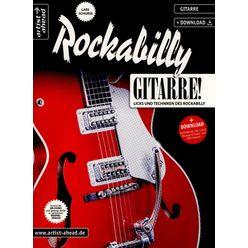 Artist Ahead Musikverlag Rockabilly Gitarre