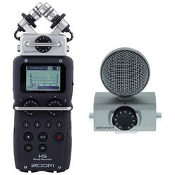 Zoom H5 MSH-6 Bundle