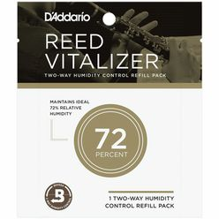 DAddario Woodwinds Vitalizer 72% Refill Pack