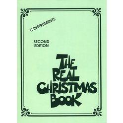 Hal Leonard The Real Christmas Book C