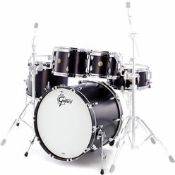 Gretsch Drums USA Custom Satin Dark Ebony