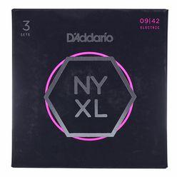Daddario NYXL0942-3P