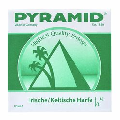 Pyramid Irish / Celtic Harp String h2
