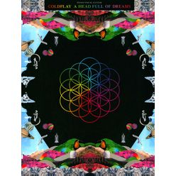 Wise Publications Coldplay A Head Full Piano