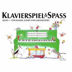 Edition Doremi Klavierspiel & Spass 1