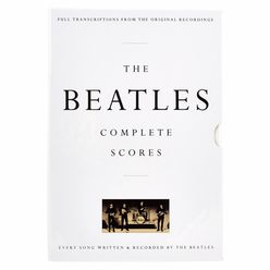 Hal Leonard The Beatles Complete Scores