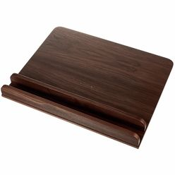 K&M 118/3 Desk Only Walnut B-Stock
