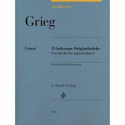 Henle Verlag Am Klavier Grieg