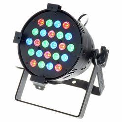 Stairville LED PAR56 24x3W RGB MKII black