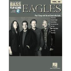 Hal Leonard Bass Play-Along Eagles