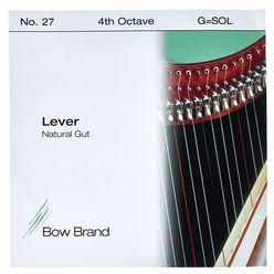 Bow Brand NG 4th G Gut Harp String No.27