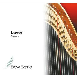 Bow Brand Lever 1st E Nylon String No.1