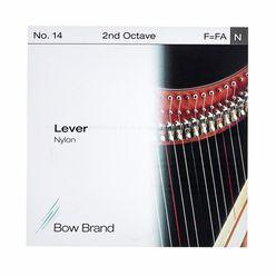 Bow Brand Lever 2nd F Nylon String No.14