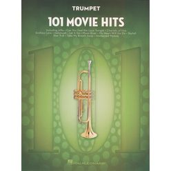 Hal Leonard 101 Movie Hits for Trumpet