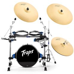 Traps A-400 Drumset with Cymbals