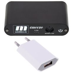 Miditech 4merge USB Power Supply Set
