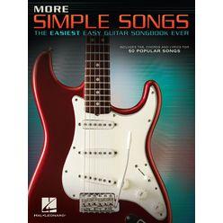 Hal Leonard More Simple Songs: The Easiest