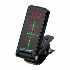 tc electronic PolyTune Clip Black Tuner