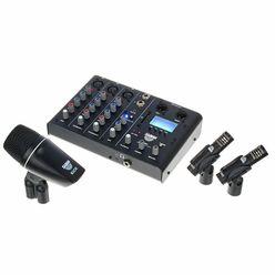 Sabian Sound Kit Drum Mic & Mixer Kit