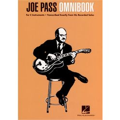 Hal Leonard Joe Pass Omnibook C