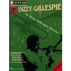 Hal Leonard Jazz Play-Along D. Gillespie